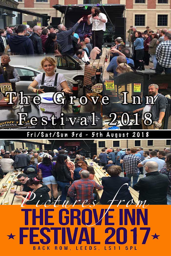 PAUL MIDDLETON AT THE GROVE INN FESTIVAL