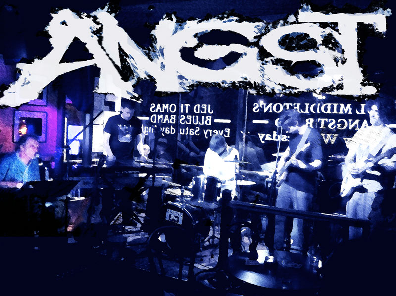 Paul Middleton's Angst Band